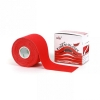 Nasara Kinesiologisches Tape 5 cm x 5 m, rot