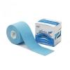 Nasara Kinesiologisches Tape 5 cm x 5 m, blau