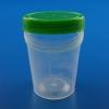 Urinbecher TYP IV, 125 ml mit Schraubdeckel