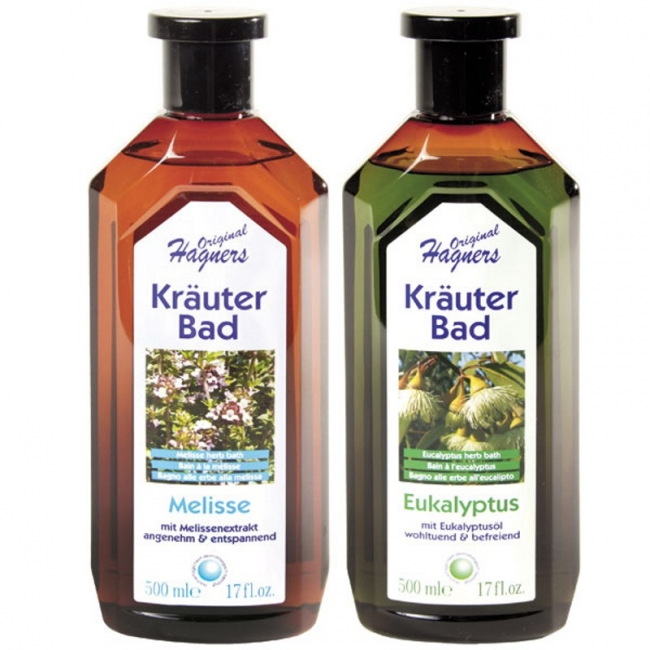 Kräuterbad Eukalyptus / Minze 500 ml
